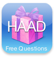 Free HAAD Exam Questions